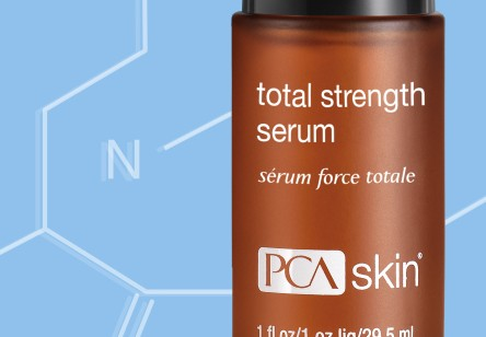 Total Strength Serum - anti-aging facial and homecare product