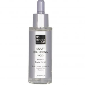 Multi Hyaluronic Acid facial ampoule serum