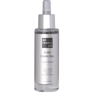 Pure Charcoal facial ampoule serum