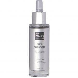 Pure Charcoal facial ampoule serum